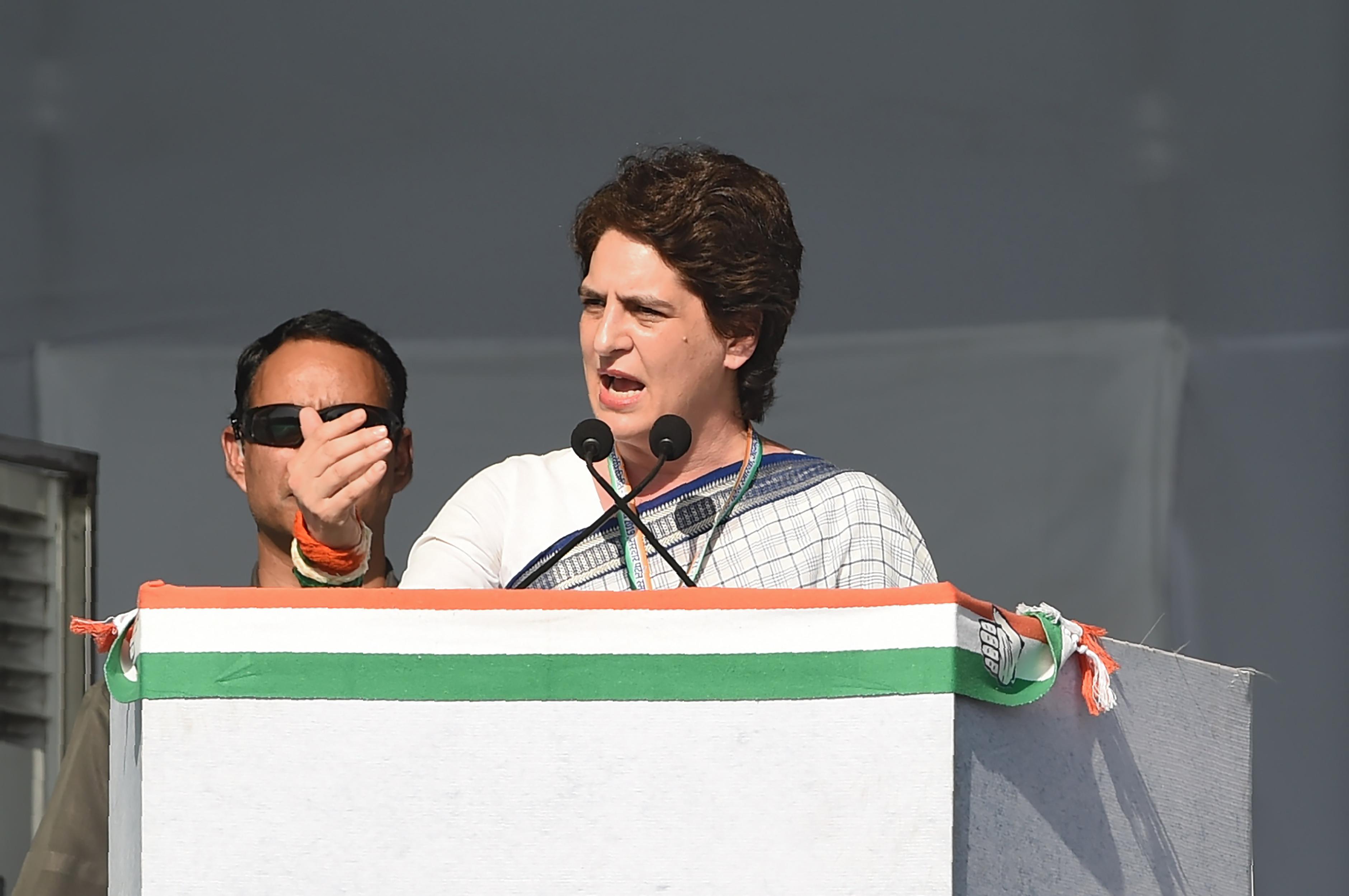 پرینکا گاندھی