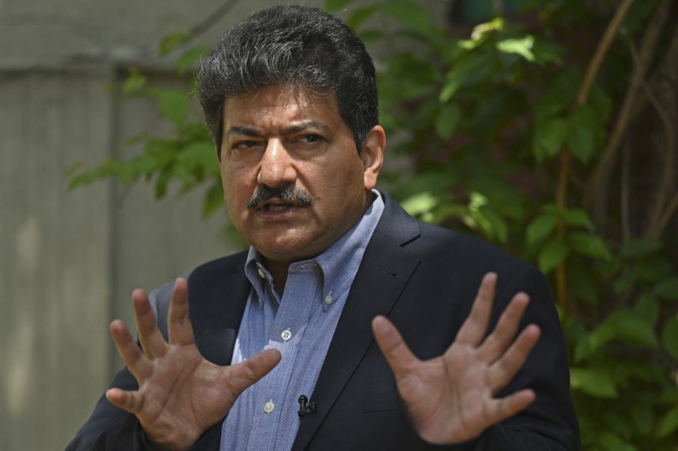 فوج سے کوئی لڑائی نہیں، معذرت خواہ ہوں: حامد میر
