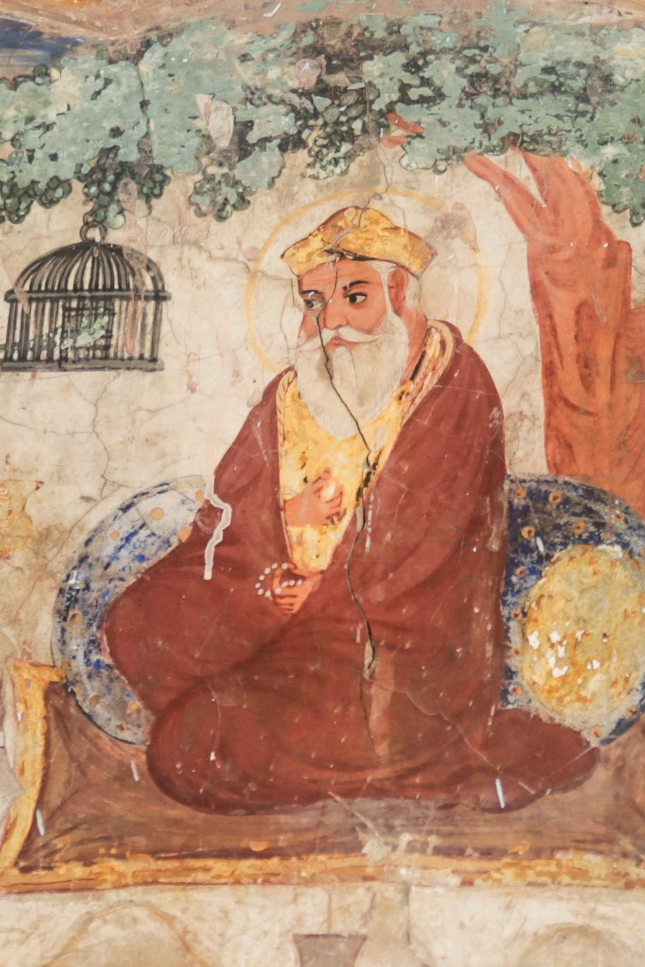 Mural_painting_of_Guru_Nanak_from_Gurdwara_Baba_Atal_Rai.jpg