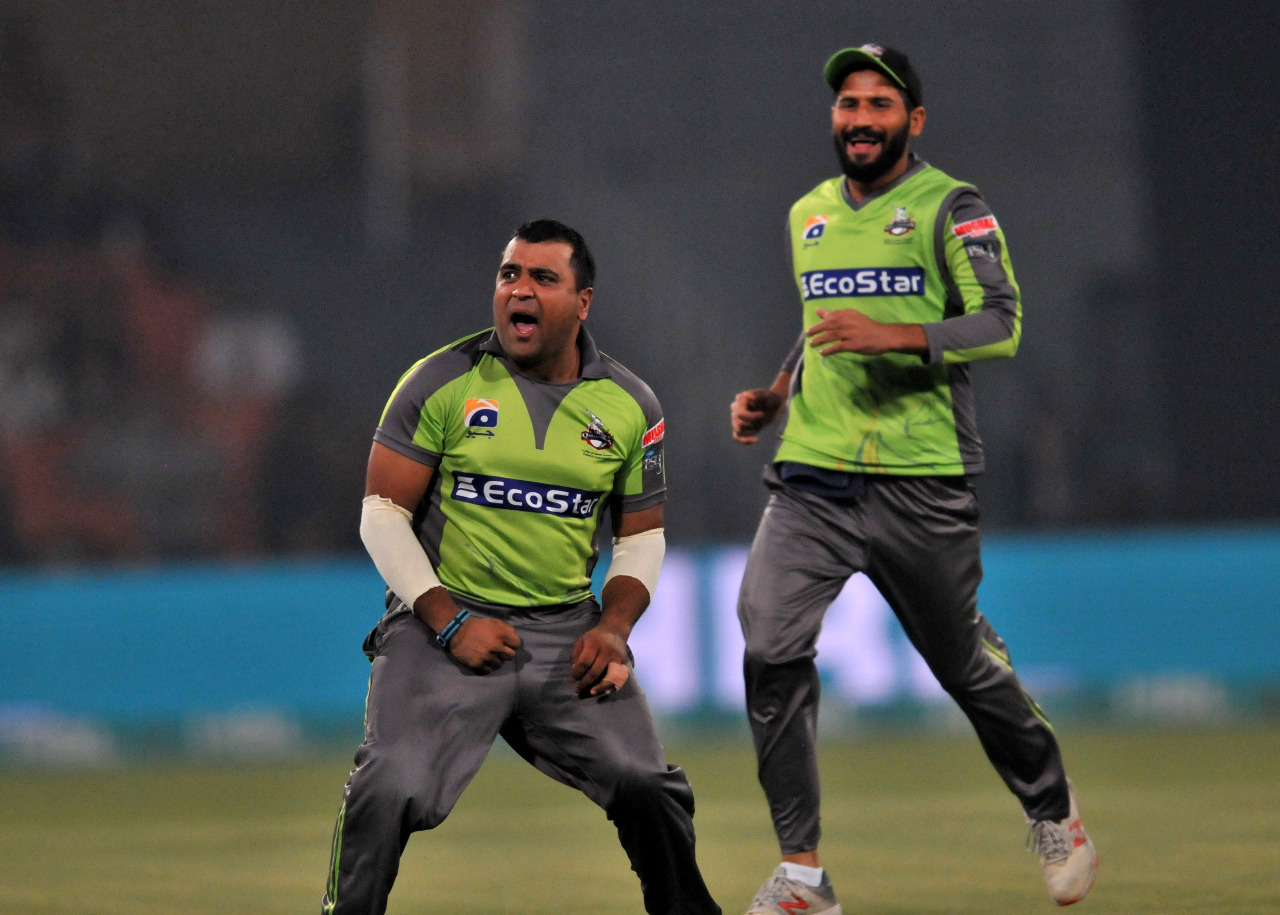 Samit Patel scored 71 and took two wickets in Lahore Qalandars' win over Quetta Gladiators - PCB.jpeg