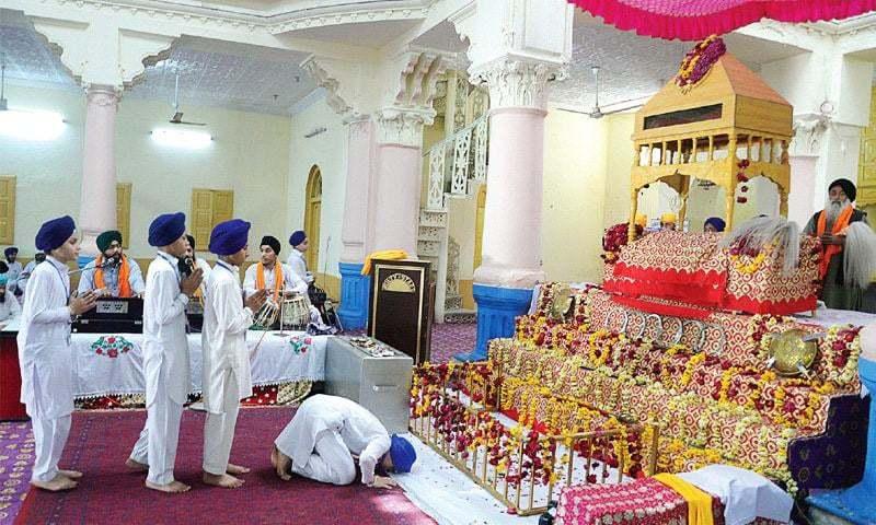 gurdwara bhai BIBA sngh jogiwara jo 1 st april 2016 ko 70 saal k baad ibadat k liay kholagaya.jpg